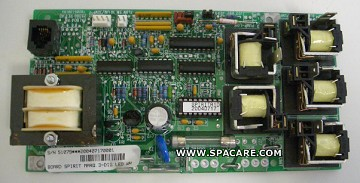 Streamline Spas Circuit Board 53192
