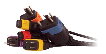 Gecko IN.Link Cord Set 120 Volts 9920-101439