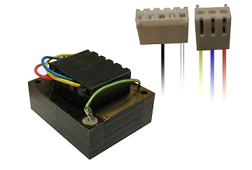 Gecko S-Class Transformer with 2 plugs 120 Volts 560AA0427