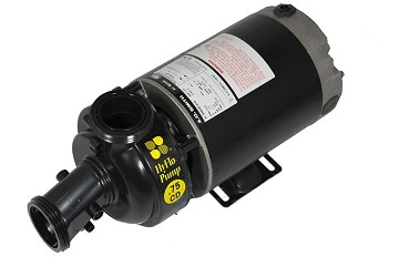 HydraBaths Pump 3/4 HP 115 Volt With Air Switch & Cord 607500CD-RS