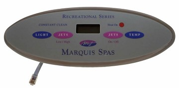 Marquis Topside Control Recreational Series 650-0635_650-0483