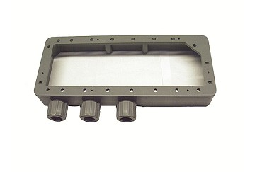 Sundance Heater Manifold Connector Box 6560-041