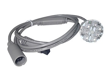 "Sloan 7 LED Bulbs With 36"" Daisy Chain 701570-7-DLSO-S"