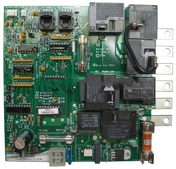 Coleman Spa Circuit Board 101-006