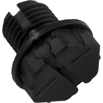 Waterway Center Discharge Pump Drain Plug 715-1020