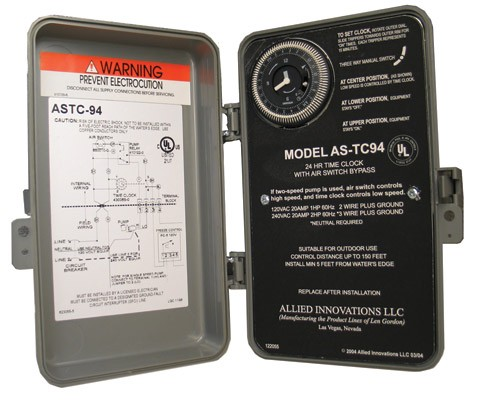 LEN GORDON AS-TC-94 120/240V 20AMP 923055-007