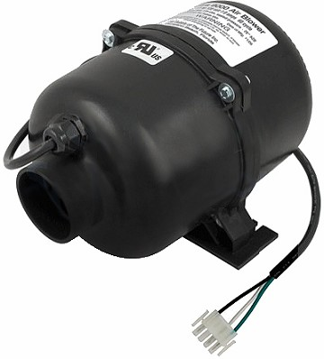 "3910220-A Ultra 9000 1.0 HP 240 Volt 2"" Slip Air Blower"