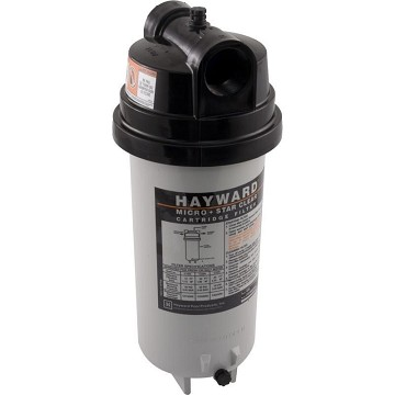 Hayward Micro Clear In-Line Filter 25 Sq Ft