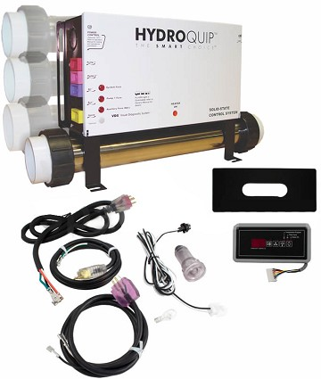 "Hydro Quip ""Slide Heater"" Electronic Control Box CS6229-US"