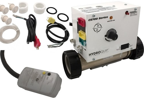 Hydro Quip CS7000-A-15A Pneumatic Control Box With Corded GFCI