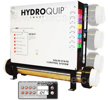 "Hydro Quip ""Slide Heater"" Electronic Control Box CS9709-US"