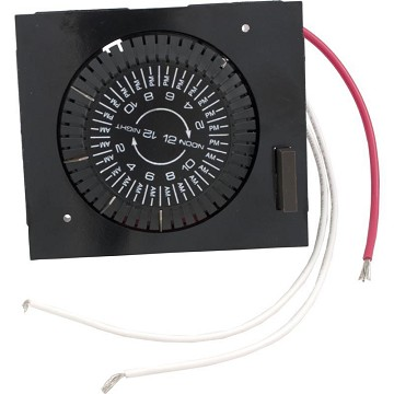 Intermatic Panel Mount Timer Clock 120 Volts