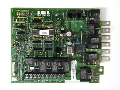 Cal Spa Circuit Board ELE09100215