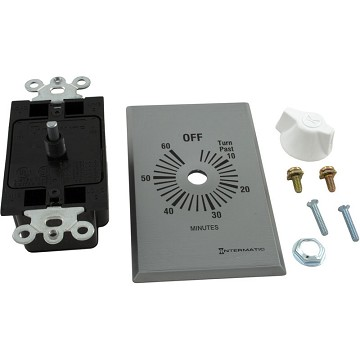 Intermatic 60 Minute Wall Timer FF60MC