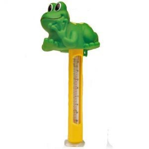 Floating Frog Thermometer For Spas