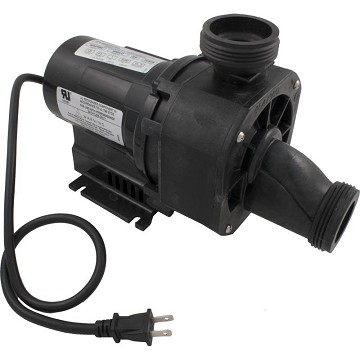 Balboa Water Group Gemini Plus II 1.5HP 120V 50/60Hz W/Air Switch & Cord (NR4A-C)