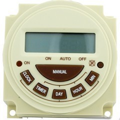 Intermatic Time Clock 7 Day Digital 220 Volts  PB374E