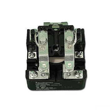 Double Pole Single Throw 110VDC Contactor 25 Amp