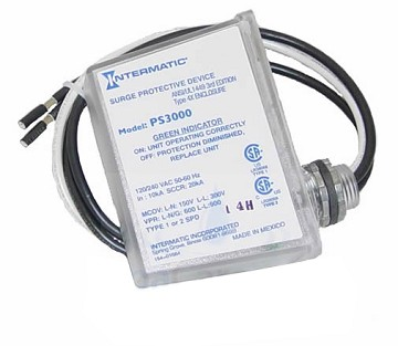 Intermatic Pool And Hot Tub Surge Protector PS3000