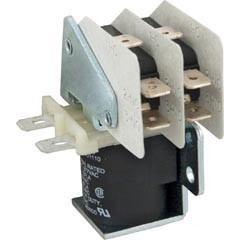 Potter & Brumfield S87 Relay 110 VDC Coil