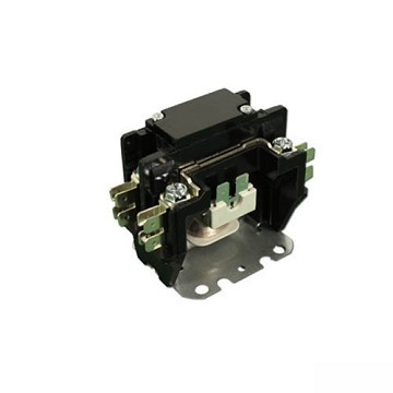Single Pole Contactor 24 Volts 30 Amps