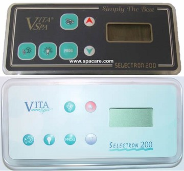 LXR200SS Vita Spa Side Control