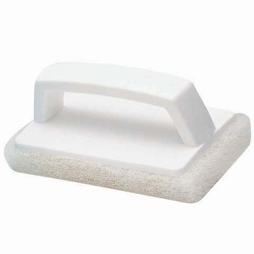 Spa Tub Scrubber With Handle