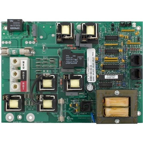Great Lakes GPM Spa Circuit Board 52569