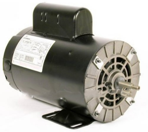 Waterway Motor 56 Frame Thru Bolt 5.0 HP 230 Volts 2 Speed
