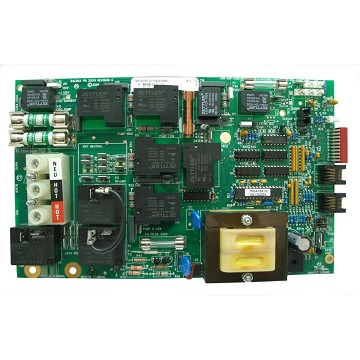 Master Spa Circuit Board 52757