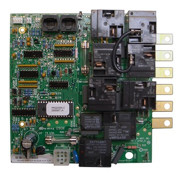 Master Spa Circuit Board 51786
