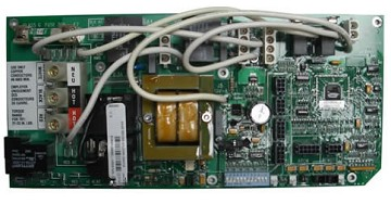 Master Spa Circuit Board 53260-02