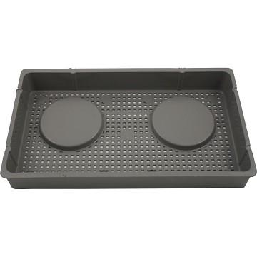 Waterway Front Access Filter Basket 100 Sq. Ft. Gray