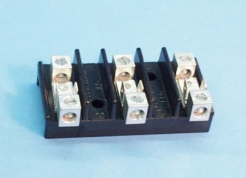 3 Position 50 Amp Terminal Block