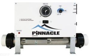 Pinnacle Model PC201HC Control Box