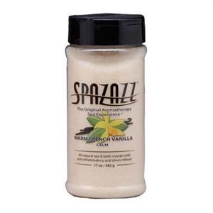 Spazazz French Vanilla Original Crystals 17 oz.