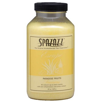 Spazazz Paradise Fruits Escape Crystals 22 oz.