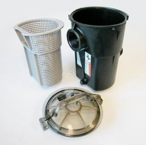 Hayward Hair and Lint Trap Strainer Pump With Housing SP1516