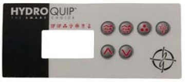 ECO-3 Hydro Quip Top-side Control Overlay Only