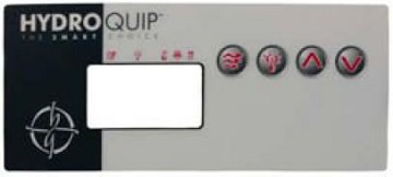 ECO-7 Hydro Quip Top-side Control Overlay Only