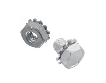 Heater Terminal Nut  & Bolt 10-32 Stainless Steel