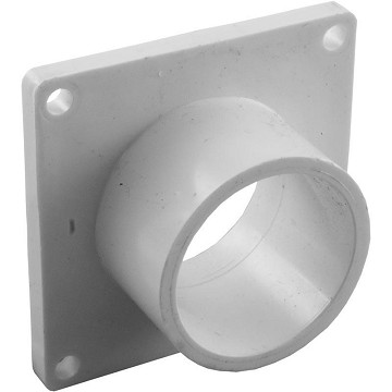 "Magic Plastic Valve 1.5"" Spig Flange"