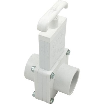 "Magic Plastic 3 Piece Valve - 1-1/2"" Spig x 1-1/2"" Spig"