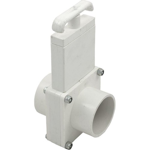 Magic Plastic 3 Piece Valve - 2