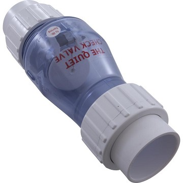 "Magic Check Valve 1/2 lb Spring 2"" x 2"" Unions 0823-20C"