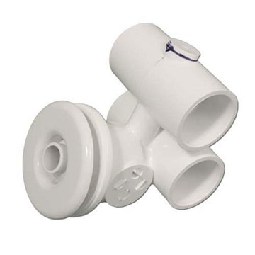 "Balboa Water Group Slimline Jet 1"" Water x 1"" Air (2-1/4"" Wall Fitting)"
