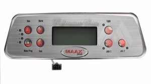 Maax Spas Performance Series Topside Control 103-741_107-735