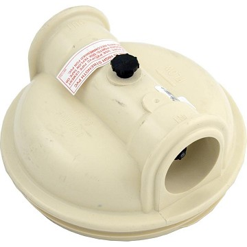 "Rainbow RDC Series Filter Head 1.5"" Slip With Bleeder Valve"