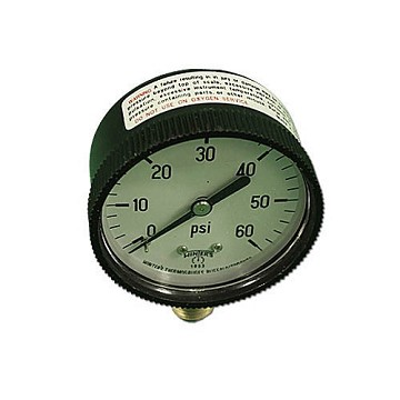 American Products Commander Filter Pressure Gauge
