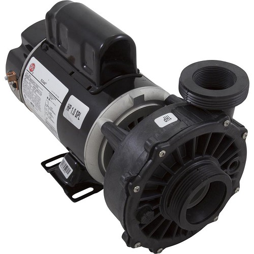 2 SPEED – Hi Flo 48 Frame Waterway Pump 1.0 HP 115 volts 2